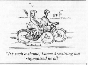 SFNRiders chat all the time! (Private Eye 1332)