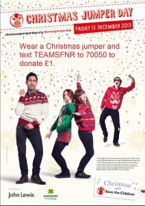 SCF SFNR poster